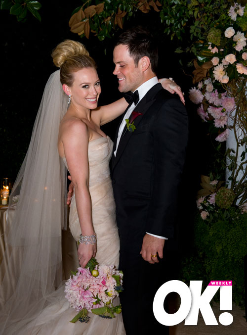 Hilary Duff Lost Her Tooth on Her Wedding Day! | Barmait