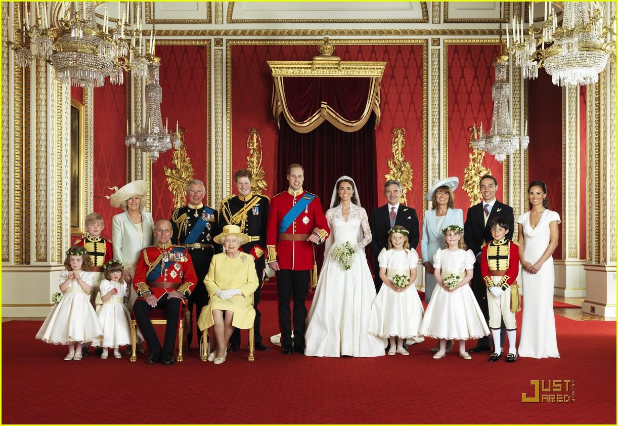 fashion ala keluarga kerajaan inggris